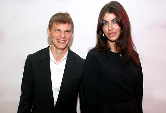 Андрея Аршавина бросила невеста