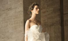 Самое стильное свадебное платье-2010