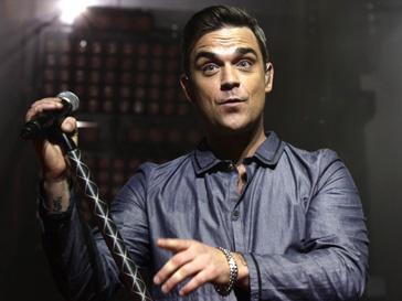 Робби Уильямс (Robbie Williams) опасается отцовства