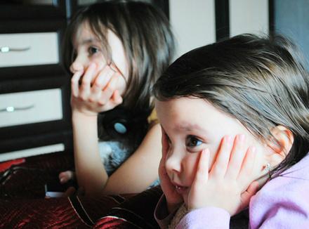 Много смотреть телевизор – вредно