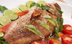 Рыба в духовке: секреты запекания