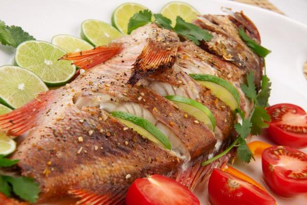 Рыба в духовке — 90 рецептов с фото. Как приготовить рыбу ...