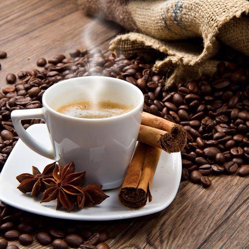 Кофе стимулирует работу мозга
