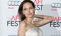 Анджелина Джоли вновь примерила сексуальный образ