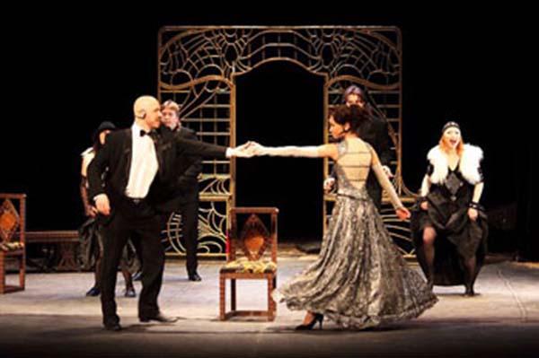 Брак по-французски, Рок-опера