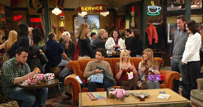 Сериал «Друзья»: все сезоны