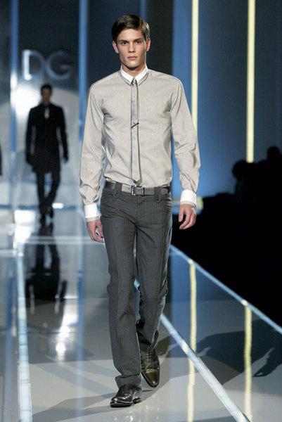 «Моялюбимая рубашка — Dolce & Gabbana».