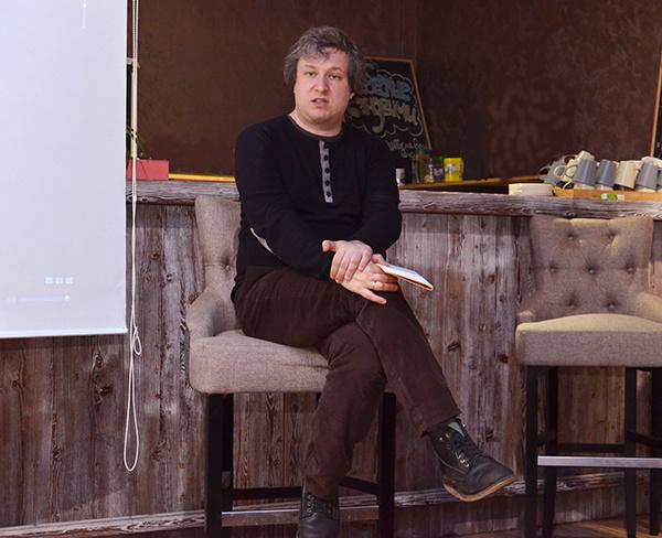 Антон Долин в Калуге