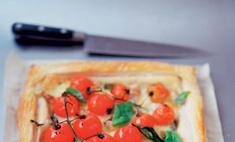 20 рецептов с помидорами черри
