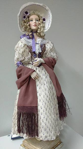 Екатерина Сухих, Людмила Щербинина, Выставка «Тайна кукольного шкафа», фото