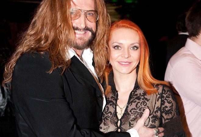 Никита Джигурда и Марина Анисина: фото