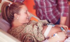 Улыбайтесь: 11 способов облегчить боль при родах