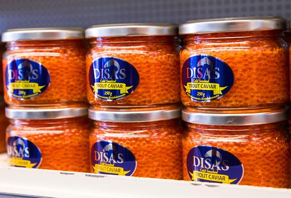 Disas's fish
