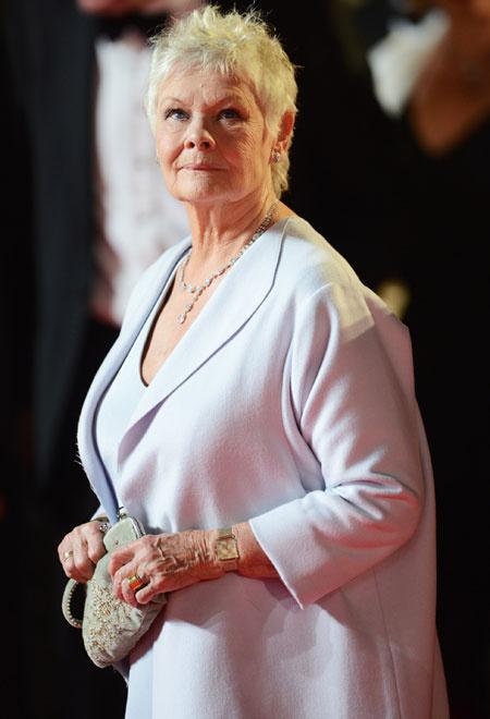Джуди Денч, Оскар-2014