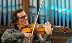 Концерт Юрия Башмета завершил год Россия–Франция