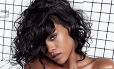 Рианна впервые снялась в рекламе Balmain