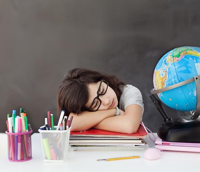 как организовать режим дня школьника