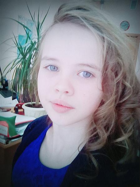 Кристина Кислицина, участница конкурса «Маленькая мисс Екатеринбург 2017», фото