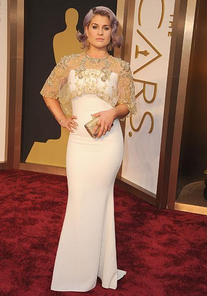 "Келли Осборн на ""Оскаре""-2014"
