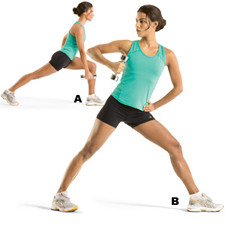 Комплекс домашних упражнений для женщин