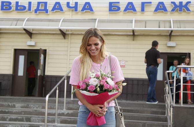 Юлия Ефимова в Тюмени фото подробнее