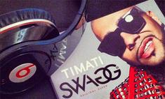 Тимати бросил все силы на пиар нового альбома