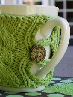 «Утеплитель» для чашки