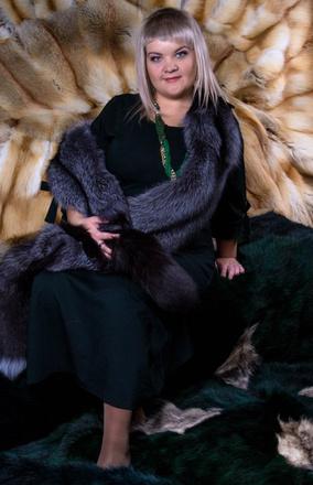 Юлия Перминова, финалистка конкурса «Мисс Пышка-2016»