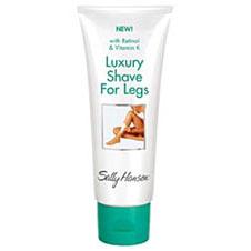 Крем для бритья ног Бритье с удовольствием, Sally Hansen