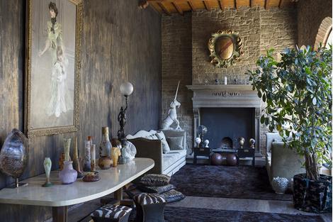 Красивые интерьеры загородных домов: фото   галерея [6] фото [11]