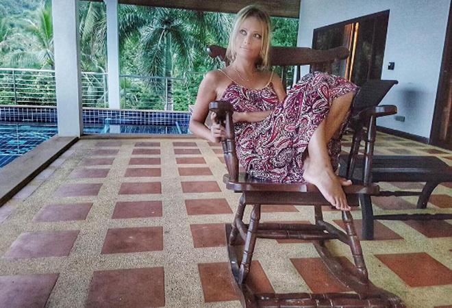 Дана Борисова зареклась сниматься в купальнике и говорить о личном