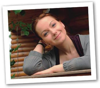 Ольга Будина, актриса «Я с теми, кто любит радовать других»