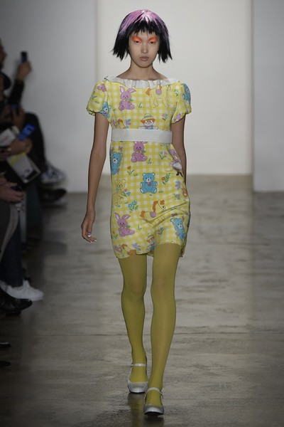 Неделя моды в Нью-Йорке: 18 февраля   галерея [4] фото [4]