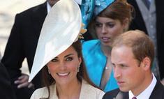 Кейт Миддлтон попала в очередной «шляпный» скандал