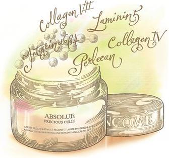Absolue Precious Cells, крем, стимулирующий обновление кожи для восстановления молодости и сияния.