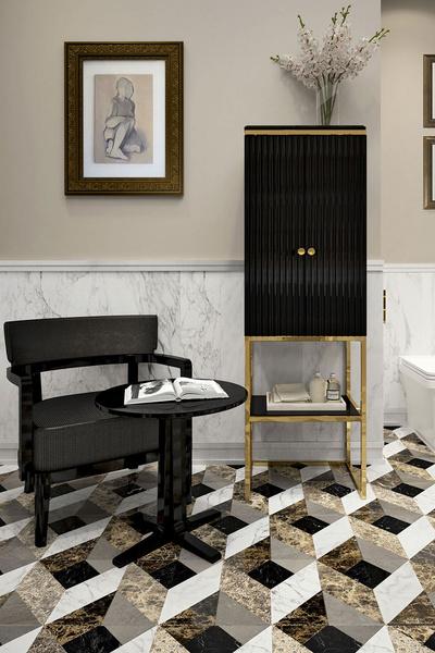 Новая коллекция мебели для ванной Academy от Oasis   галерея [1] фото [1]