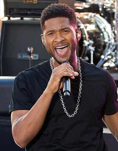Ашер (Usher)