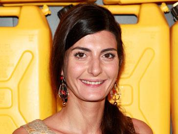 Джованна Батталья (Giovanna Battaglia) поговорит с Натальей Туровниковой о российской моде