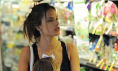 Что покупают звезды в супермаркете: фото