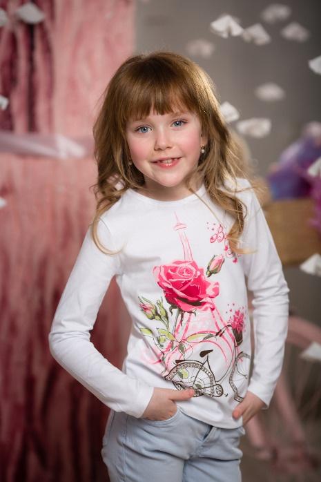 Лучшая детская модель Тулы – 2016, номинация от Woman's Day