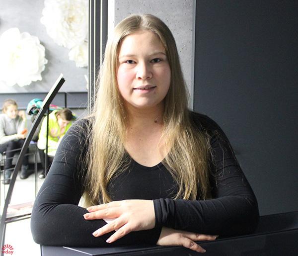 "Анна Гилева, кастинг шоу ""Перезагрузка"", фото"