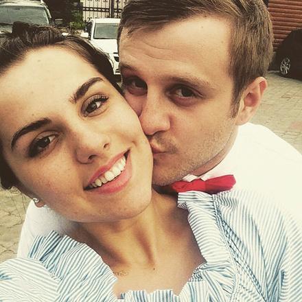 Игорь Огурцов, свадьба