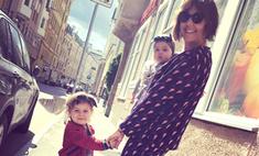 Мама дня: Ольга Шелест показала дочерей