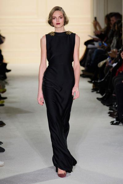 Показ Marchesa на Неделе моды в Нью-Йорке | галерея [1] фото [26]