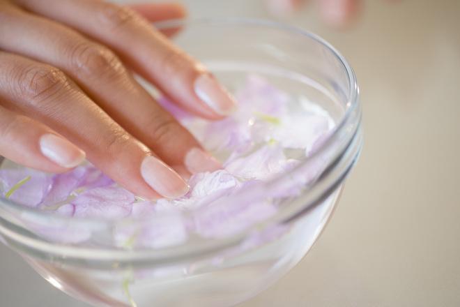 витамин е для ногтей