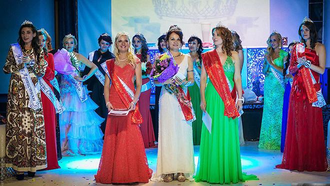 Конкурс Миссис Новосибирск 2014 победитель Елена Гужавина