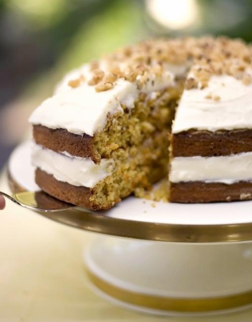 Торт с открытыми краями