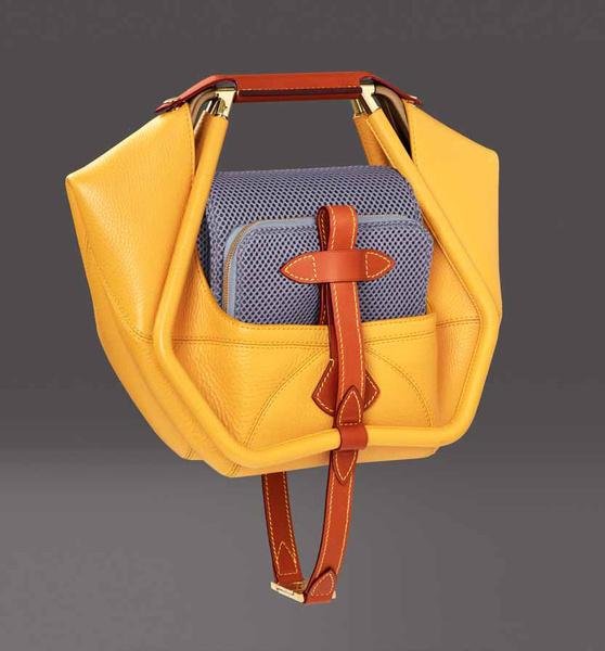 Выставка Objets Nomades от модного дома Louis Vuitton | галерея [1] фото [3]