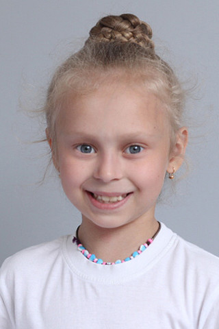 Анна Липатова, «Топ модель по-детски-2016», фото