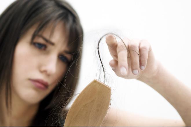 Волосы сухие и выпадают